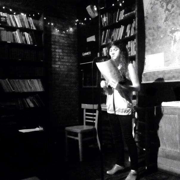 J.E. Reich reads her short story