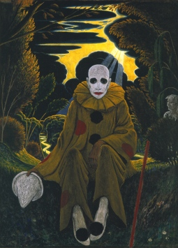 The Clown - Edward Middleton Manigault, 1912