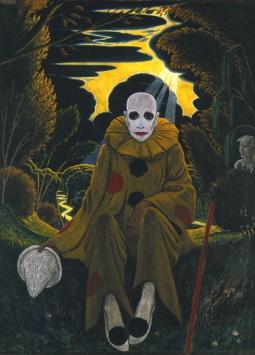 The Clown - Edward Middleton Manigault, 1912