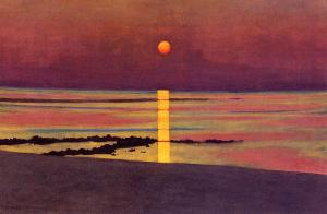 Sunset - Felix Valloton