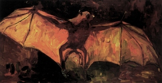 Flying Fox - Vincent van Gogh, 1886