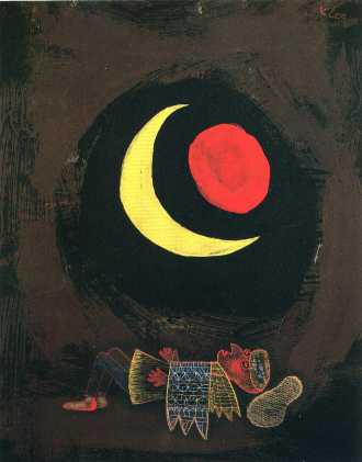 Strong Dream - Paul Klee, 1929
