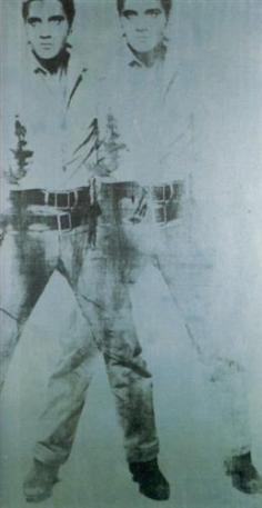 Elvis - Andy Warhol, circa 1963