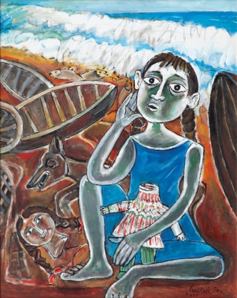 Girl With the Broken Doll - Paritosh Sen, 2005