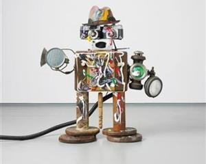 Robot - Nam June Paik, 1993