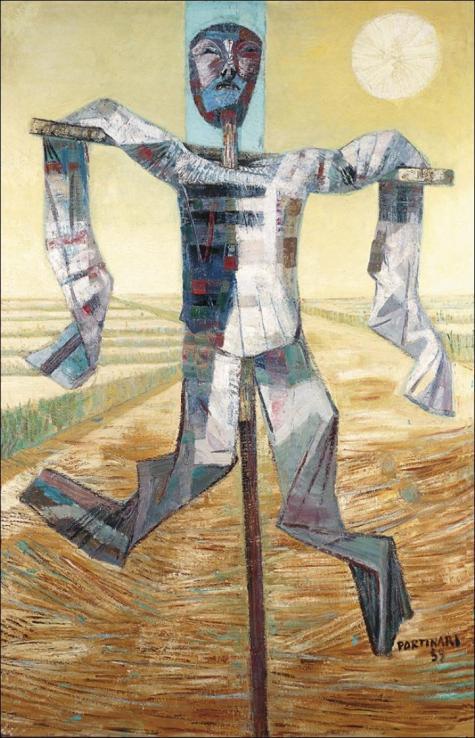 Scarecrow - Candido Portinari, 1959