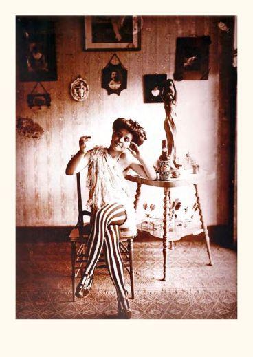 Storyville Photograph - E.J. Bellocq, circa 1915