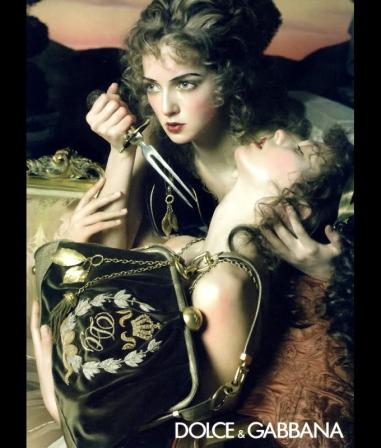 Dolce & Gabbana advertisement - Steven Meisel, 2006