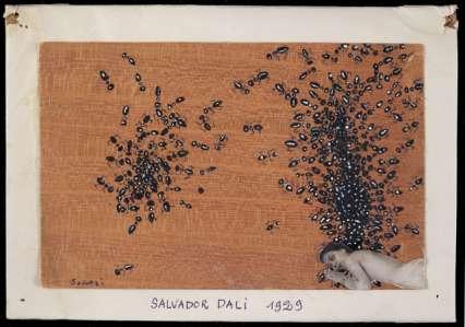 The Ants - Salvador Dali, 1929