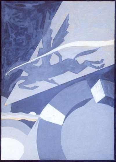 Go Down Death - Aaron Douglas, 1927