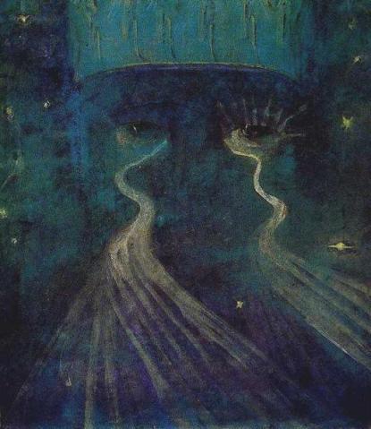 Eternity - Mikalojus Ciurlionis, 1906