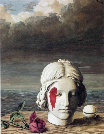 Memory - Rene Magritte, 1948
